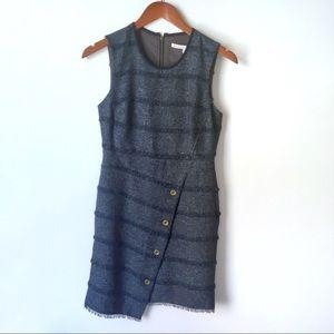 RACHEL Rachel Roy Textured Sheath Dress